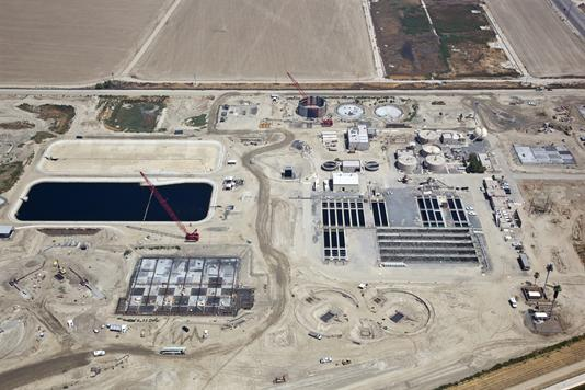 PCL : San Jacinto Valley Regional Water Reclamation Facility