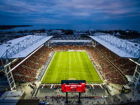 PCL : BMO Field Expansion