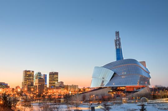 PCL : Canadian Museum for Human Rights