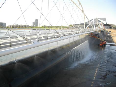 PCL : Tempe Town Lake Downstream Dam Replacement
