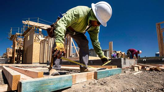 Homebuilder sentiment unchanged for 4 months